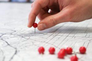 Yola Terk Haritaları Nedir?
